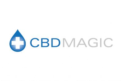 CBD Magic Brand Logo