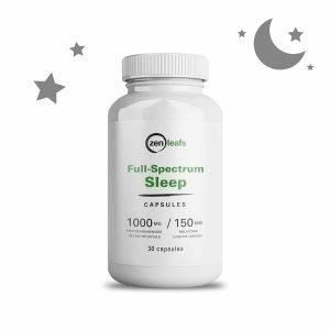 Full Spectrum CBD Capsules For Sleep Canada