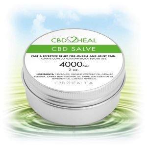 High Dosage CBD Cream Canada