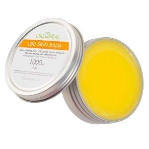 CBD2HEAL CBD Skin Balm Cream 1000mg