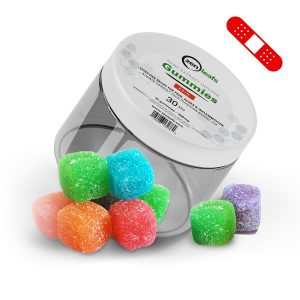 Zen Leafs Gummies for Pain 300mg