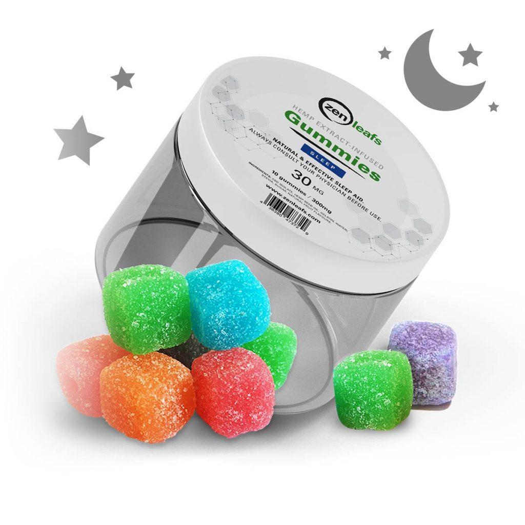 CBD Gummies for Sleep 300mg